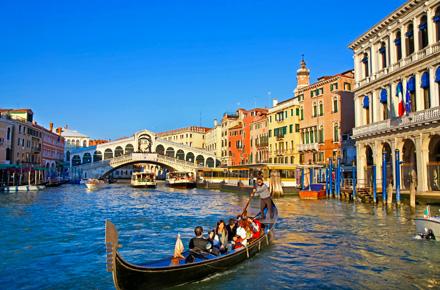 Visite des villes italiennes