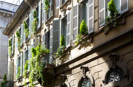 Milano, 10 indirizzi di tendenza