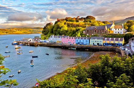 Cosy home comforts in scenic Skye, Scotland
