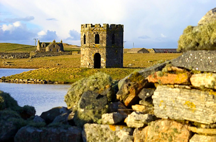 Relaxation this Christmas in Benbecula, Scotland : The 10 UK islands to spend Christmas