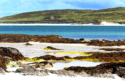 Reconnecting with simple pleasures in Barra, Scotland
