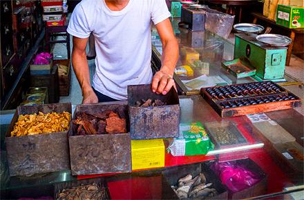 [48H] - Pomeriggio - Street life a Chinatown