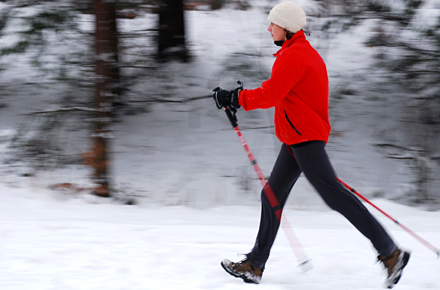 Camminata Sci Idee Neve Senza Sulla 10 Il O Nordic Nordica Walking gx4nwqTPqO