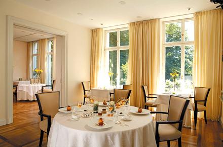 Essen wie Gott im Saarland im Gästehaus Erfort in Saarbrücken