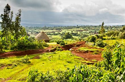 Etiopia, un natale arcaico