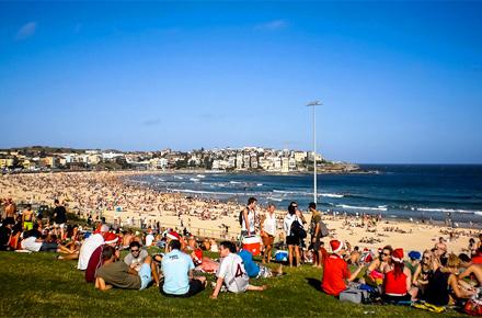 Australia, spiagge e barbecue