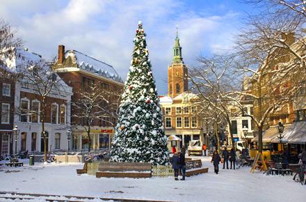 Olanda, dove nasce Santa Claus
