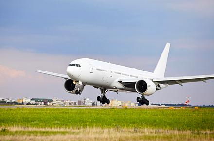 Sì o no: un aereo può atterrare senza carrello