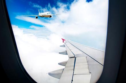 Sì o no: è possibile che due aerei si scontrino