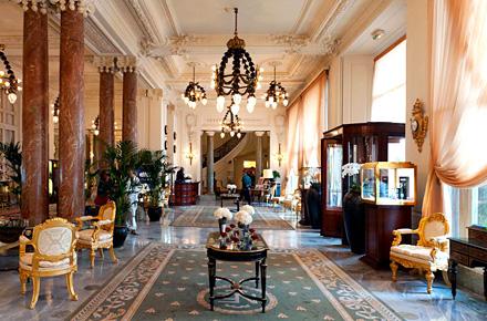 L 39 h tel du palais biarritz 10 h tels de charme pour for Chambre de commerce biarritz