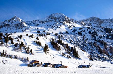 Edelweißalm in Obertauern - Österreich