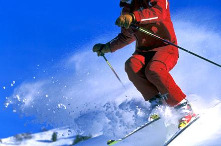 Après-Ski Party in der Jever-Skihalle in Neuss - Deutschland