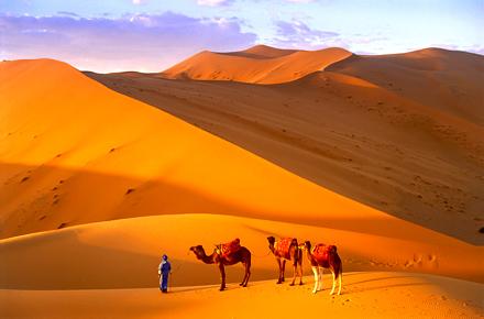 Er Chigaga, Morocco