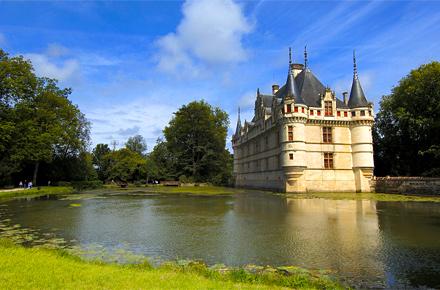 Chasse à l'œuf dans les châteaux de la Loire