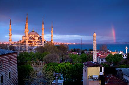 Istanbul - Liebesgrüße aus Moskau