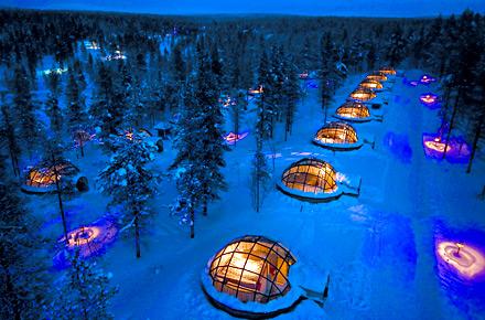 Hotel Kakslauttanen Finland Alone At Last The World S