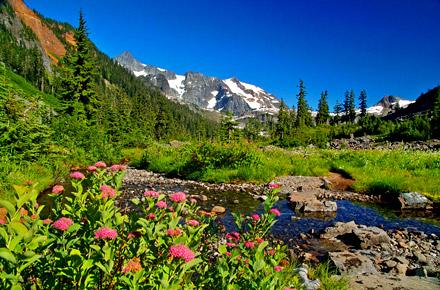 Whiskey Dick Mountain, USA