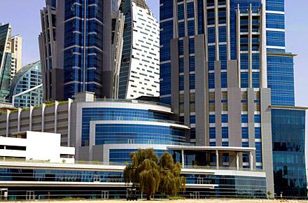 Tallest: JW Marriott Marquis Hotel, Dubai
