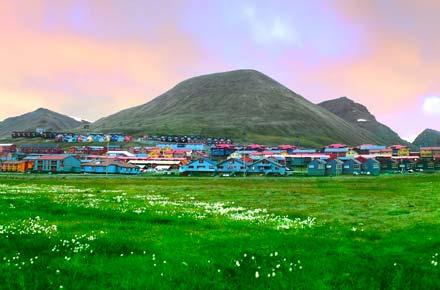 Most northerly: Radisson SAS Polar Hotel, Longyearbyen, Svalbard, Norway