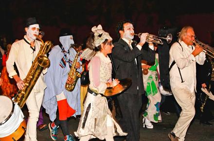 Village Halloween Parade, New York City, USA