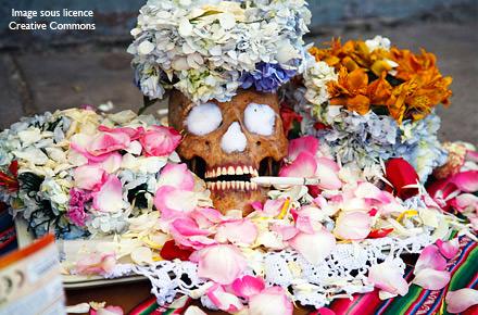 Day of the Skulls, Bolivia