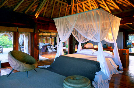 Pieds nus dans l 39 oc an indien les plus beaux h tels du monde for Hotel dans le monde