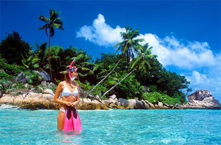 Eine Weihnachtskreuzfahrt auf den Seychellen