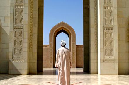 Heiligabend im Sultanat Oman
