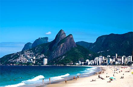 Weihnachten: Rio ruft!