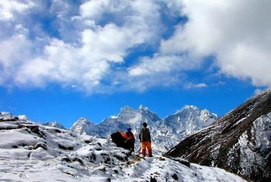 Nepal, el techo del mundo