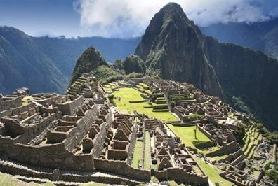 Camino del Inca en Perú