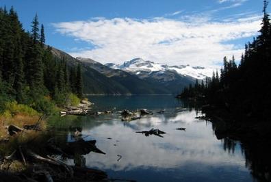 Los lagos de Canadá