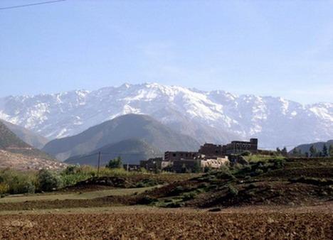 Marocco di neve