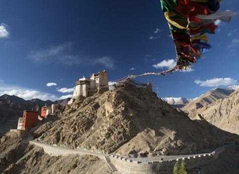 Sul tetto del Tibet
