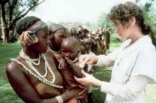 Memorias de África, en Kenia