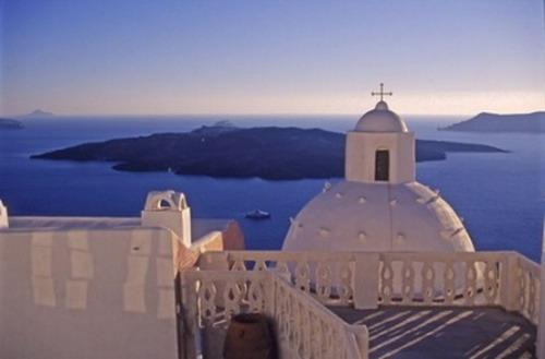 El Gran Azul, en Grecia