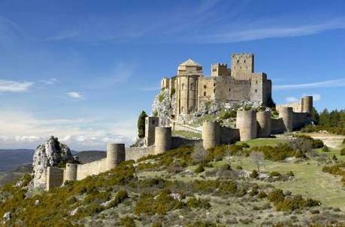 El Reino de los cielos, en Huesca