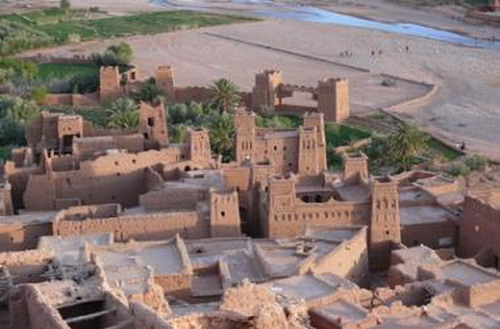 Astérix y Obélix: Misión Cleopatra, en Marruecos