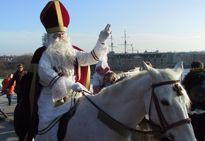 Sinterklaas e Black Peter