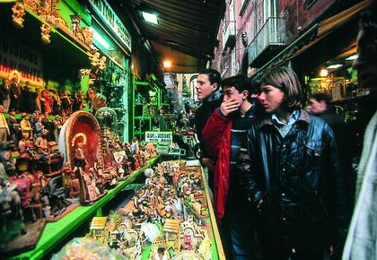 Il Natale a San Gregorio Armeno