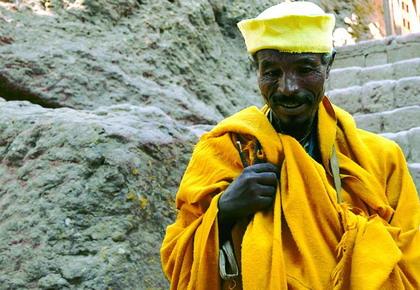 Il Natale copto in Etiopia