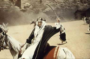 Lawrence of Arabia in Jordan