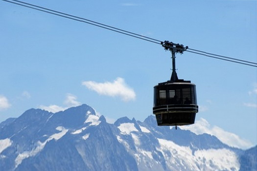 Alpe d'Huez: 237 kilometros de pistas...