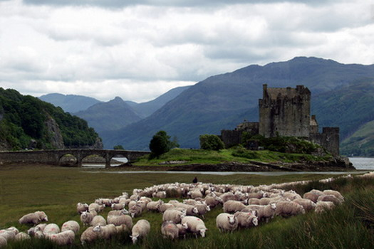 Ghostly happenings in Scotland ? are you brave enough to visit?