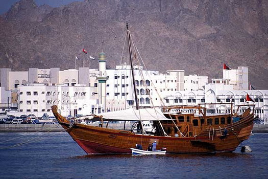 Oman: the pirate coast