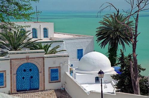 Sun-soaked Tunisia