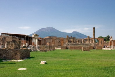 Naples: Mount Vesuvius