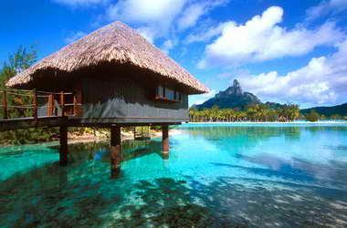 The Meridien Hotel, Bora Bora