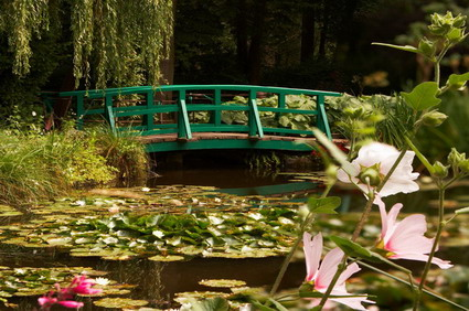 Green Fingers, Monet's Garden, Giverny