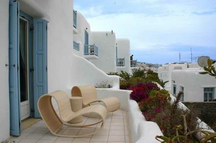The Harmony Boutique Hotel, Mykonos, Greek Island